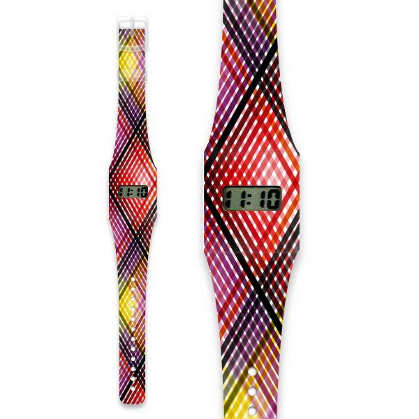 PSYCHODELICA Pappwatch / Armbanduhr aus reißfestem und wasserabweisendem TYVEK®