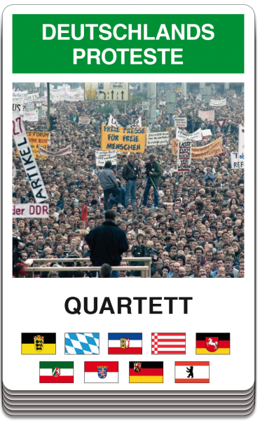 Quartett DEUTSCHLANDS PROTESTE | DEMOS