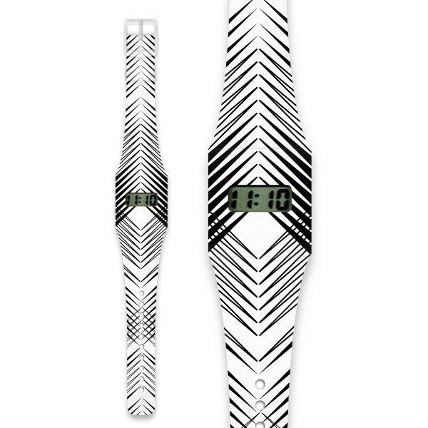 THYME Pappwatch / Armbanduhr aus reißfestem und wasserabweisendem TYVEK®