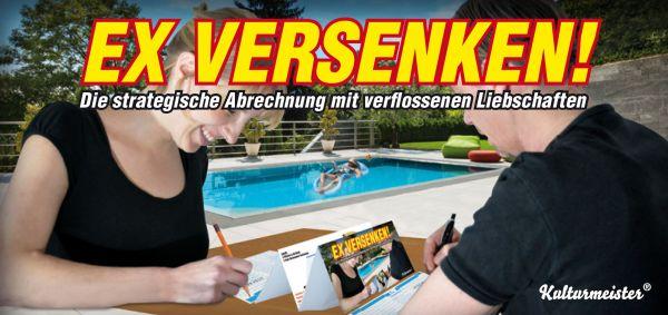EX VERSENKEN | Spiele-Block