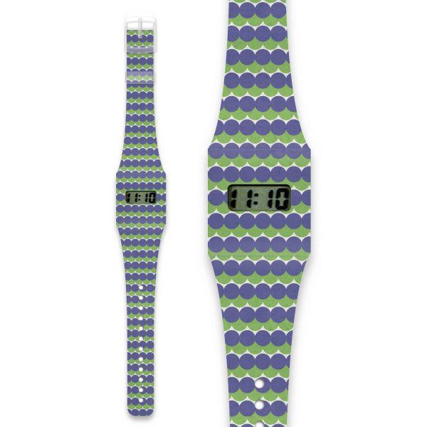 K€RLEK Pappwatch / Armbanduhr aus reißfestem und wasserabweisendem TYVEK®