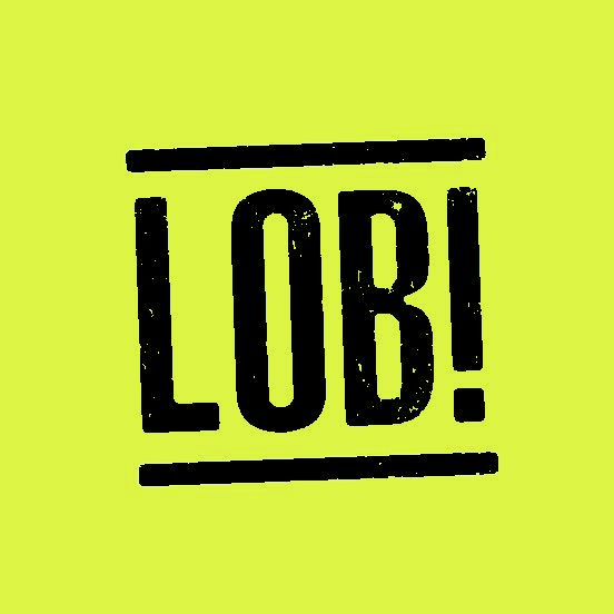 Haftnotizblock LOB! - 2 Blöcke à 50 Blatt