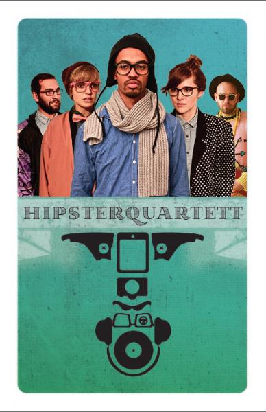 Quartett HIPSTER | englisch