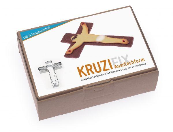Ausstechform KRUZIFIX
