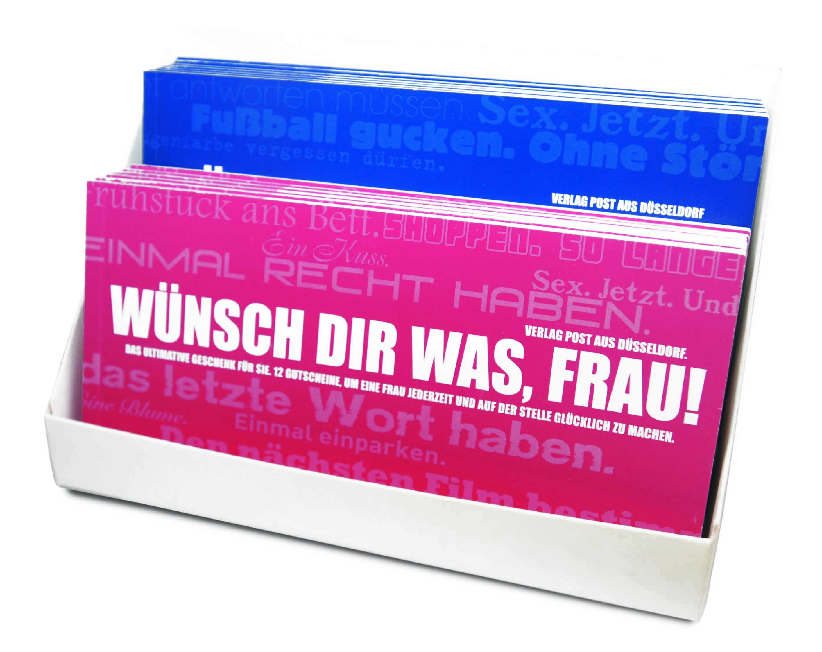 Geschenke F303274r Frauen Zu Weihnachten.Gutscheinbuch Fur Frauen Wunsch Dir Was Frau