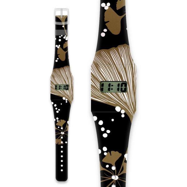 GINKO Pappwatch / Armbanduhr aus reißfestem und wasserabweisendem TYVEK®
