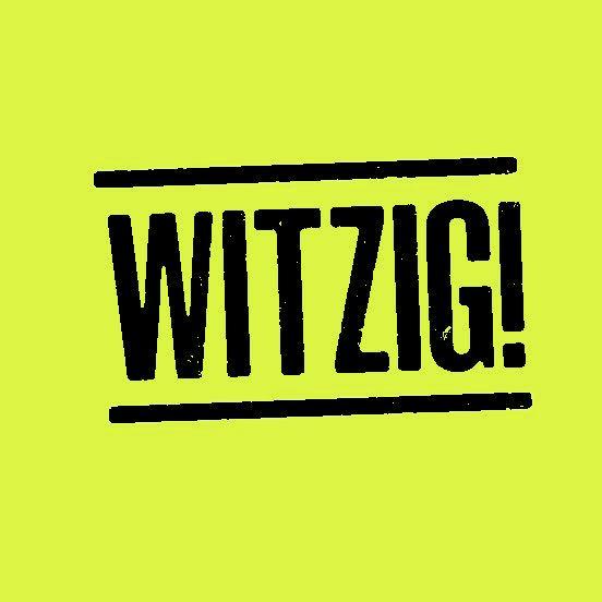 Haftnotizblock WITZIG! - 2 Blöcke à 50 Blatt