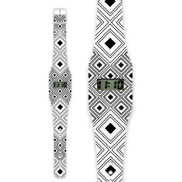 ARTIZANAT Pappwatch / Armbanduhr aus reißfestem und wasserabweisendem TYVEK®