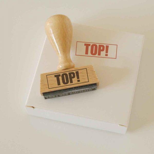 Stempel TOP!