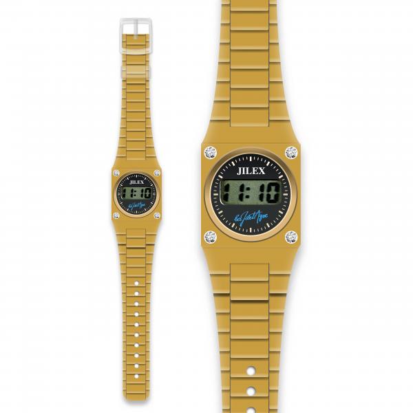 JILEX Pappwatch / Armbanduhr aus reißfestem und wasserabweisendem TYVEK®