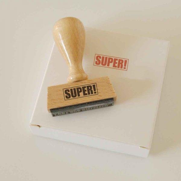 Stempel SUPER!