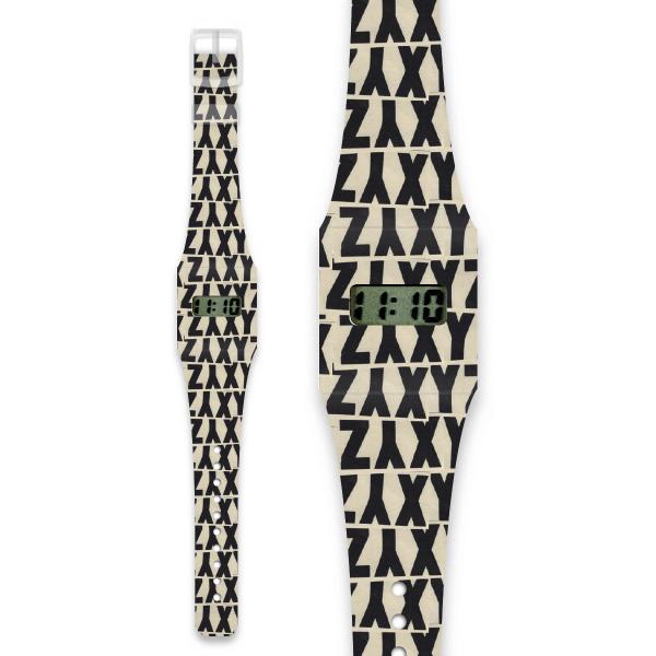 XYZ Pappwatch / Armbanduhr aus reißfestem und wasserabweisendem TYVEK®